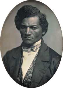 Frederick Douglass Speaks Seriously to Latter-Day Slaves