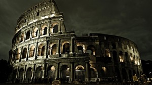 Coliseum - Great and Spacious Building