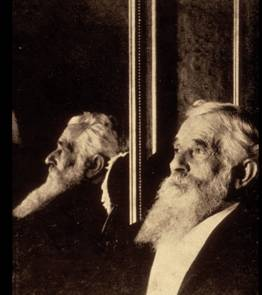 Lorenzo Snow Reflecting